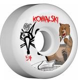Bones Wheels Bones SPF Kowalski Bear 54mm wheels (set of 4)