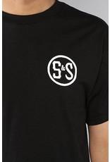 Scumco & Sons Scum Co & Sons Fancy Garment T-shirt - Black (Medium)