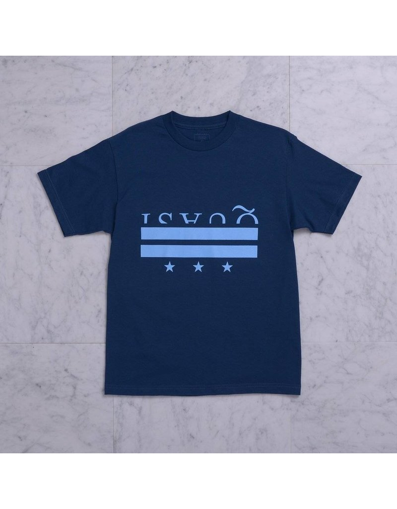 Quasi Quasi District T-shirt - Blue