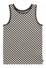 Vans Vans Vicente Pocket Tank - Checker (X-Large)