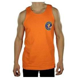Grizzly Grizzly Catch the Wave Tank - Orange (Large)