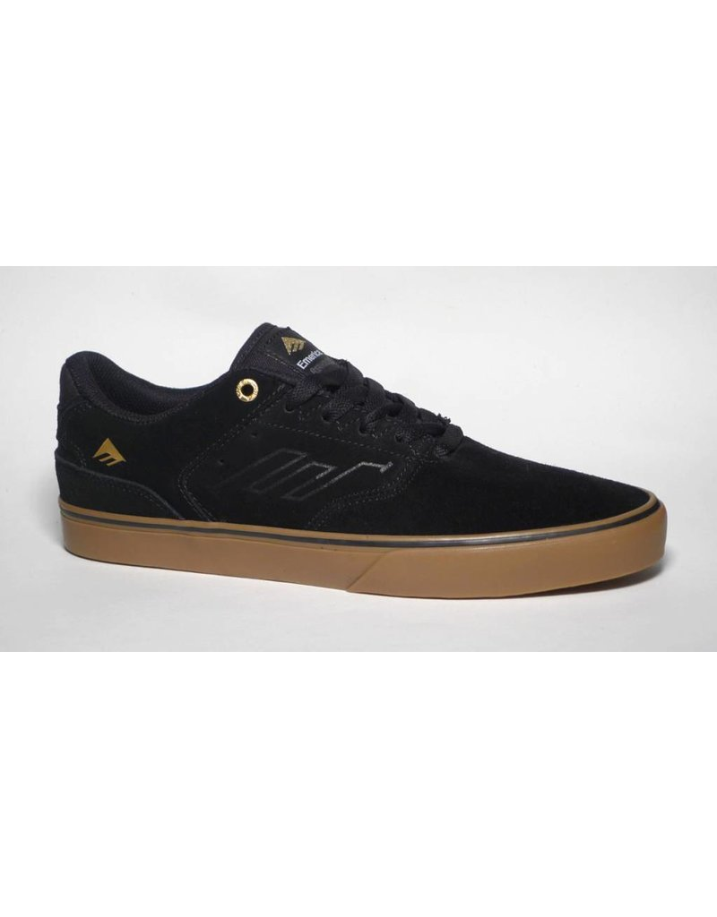 Emerica Emerica The Reynolds Low Vulc - Black/Gum (size 9 or 10)