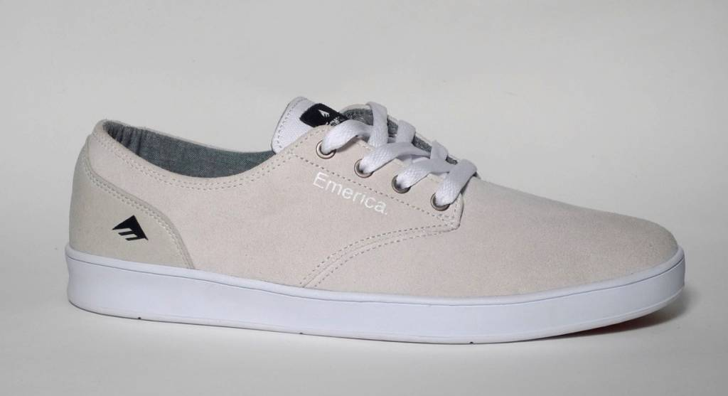 Emerica Emerica The Romero Laced - White  (size 9.5 or 10)