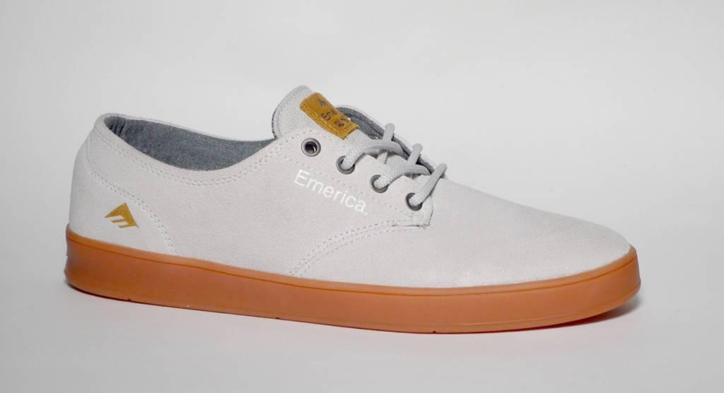 Emerica Emerica The Romero Laced - White/Gum (size 9.5, 12 or 13)