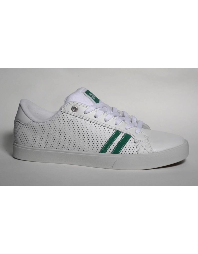 Emerica Emerica The Leo - White/Green (size 9, 9.5, 10,5, 11 or 11.5)