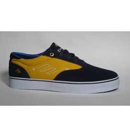 Emerica Emerica The Provost - Navy/Yellow