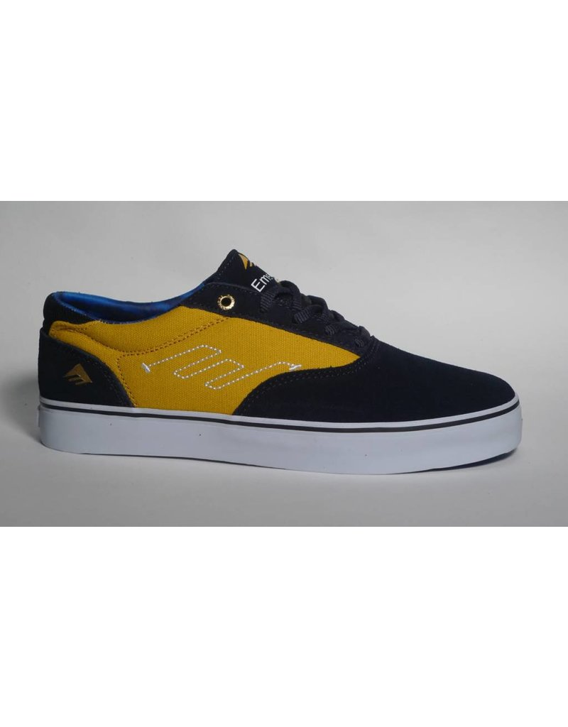 Emerica Emerica The Provost - Navy/Yellow (size 9, 9.5, 10.5, 11.5 or 12)