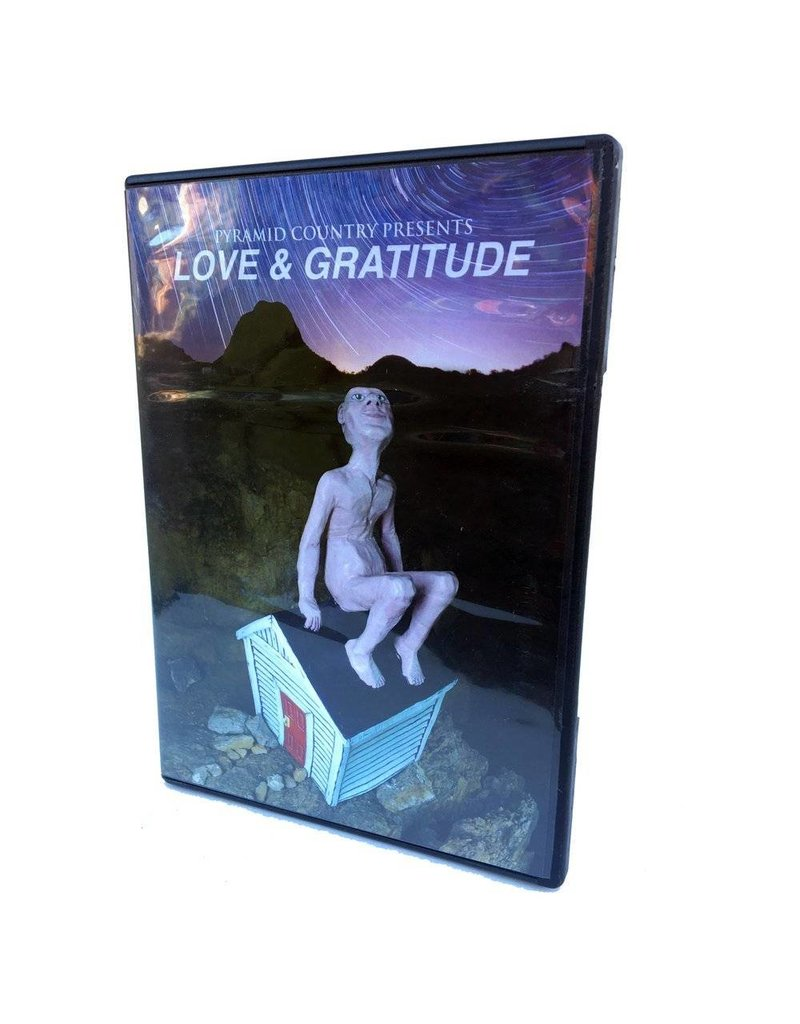 Pyramid Country Pyramid Country Love & Gratitude - DVD