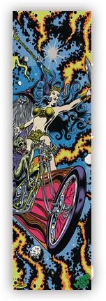 "Mob Grip Mob Grip 9"" Dirty Donny Rebellion Sheet"