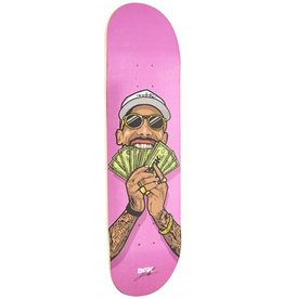 DGK DGK Johnson Money Fan Foil Deck 8.25
