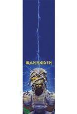 "Mob Grip Mob Grip 9"" Iron Maiden Vol 2 World Slavery Tour Sheet"