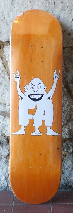 FA skates FA Monster Deck - 8.1