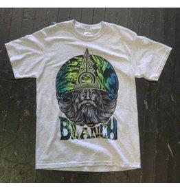 Blanch Blanch Wizard T-shirt - Grey (Medium)