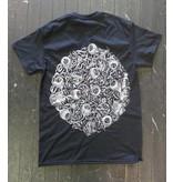 Blanch Blanch Eyeballs T-shirt - Black