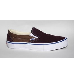 Vans Vans Slip-on Pro (Two-Tone) - Coffeebean/Teak (size 9)