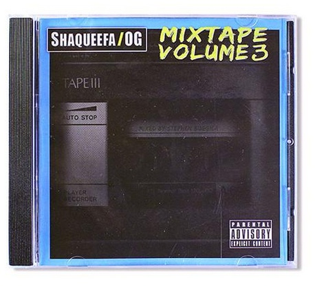 Shaqueefa Mixtape Volume 3 - DVD