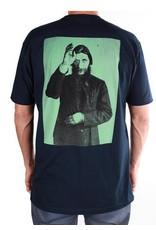 Theories Brand Theories Rasputan T-shirt - Navy/Sea