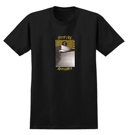 Spitfire Spitfire x Anti-Hero Cardiel Carwash T-shirt - Black