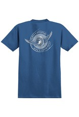 Spitfire Spitfire x Anti-Hero Classic Eagle T-shirt - Royal/Silver