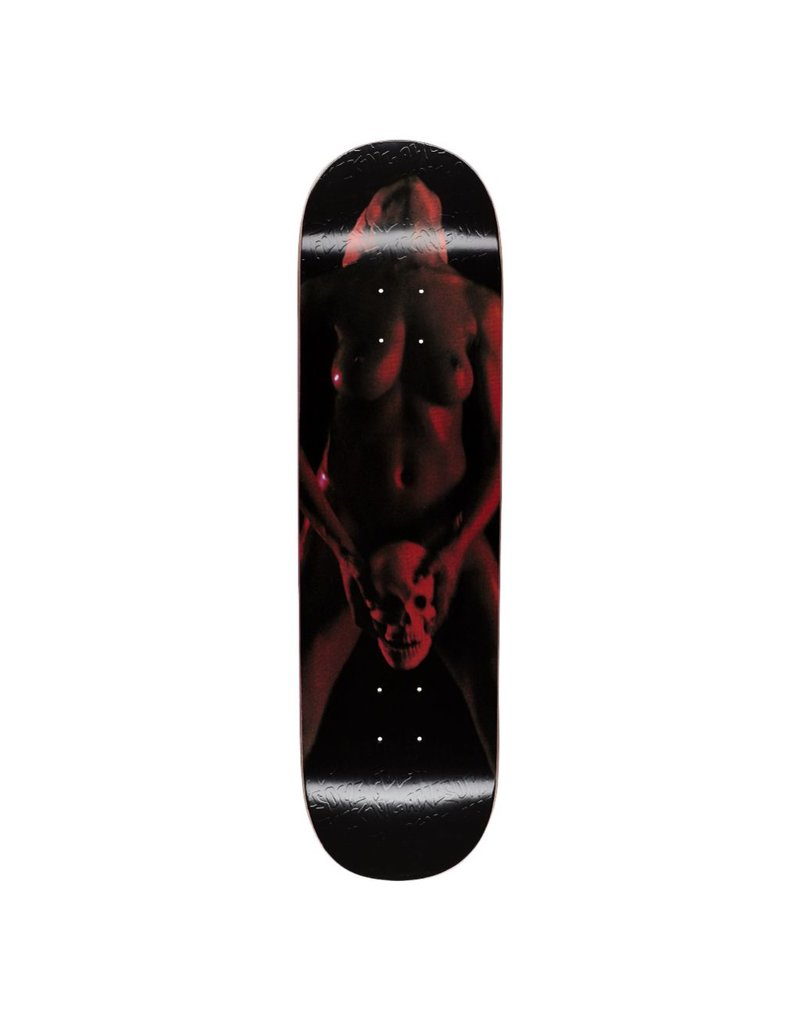 Fucking Awesome Fucking Awesome Red Skull Women Deck - 8.38