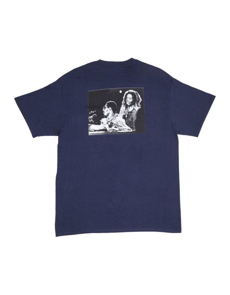 Fucking Awesome Fucking Awesome Bob & Steve T-shirt - Navy