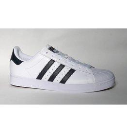 Adidas Adidas Superstar Vulc ADV - White/White/Black