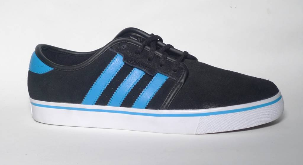 Adidas Adidas Seeley - Black/Solar Blue