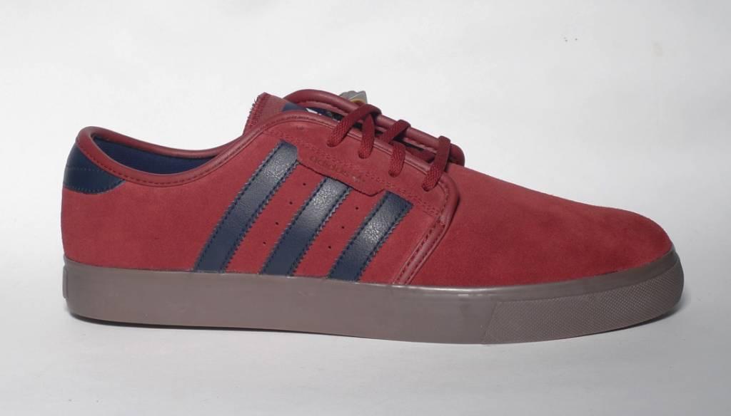 Adidas Adidas Seeley - Burgundy/Navy/Gum  (size 8, 8.5 or 10)