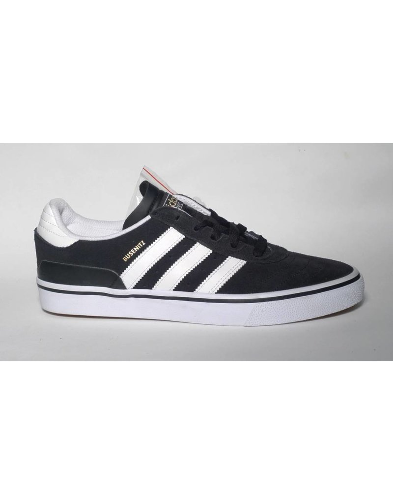 Adidas Adidas Busenitz Vulc - Black/White