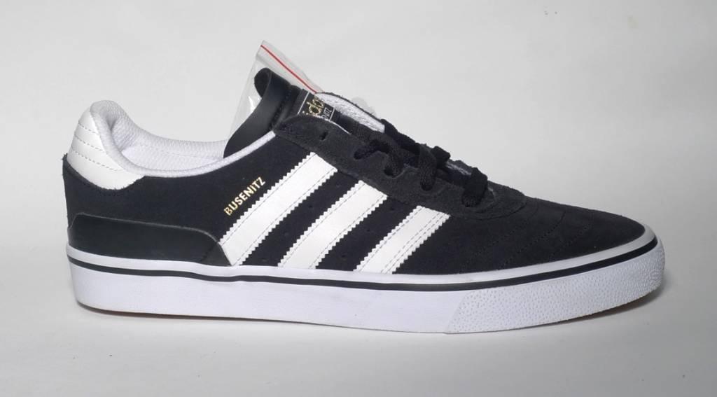 Adidas Adidas Busenitz Vulc - Black/White (size 7.5 or 8.5)