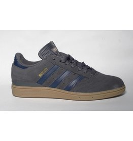 Adidas Adidas Busenitz - Grey/Collegiate Navy/Gum