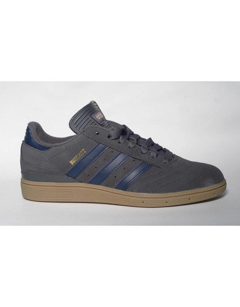 Adidas Adidas Busenitz - Grey/Collegiate Navy/Gum  (7, 7.5, 10.5 or 11.5)