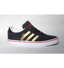 Adidas Adidas Busenitz Vulc - Black/Gold/Scarlet (8 )