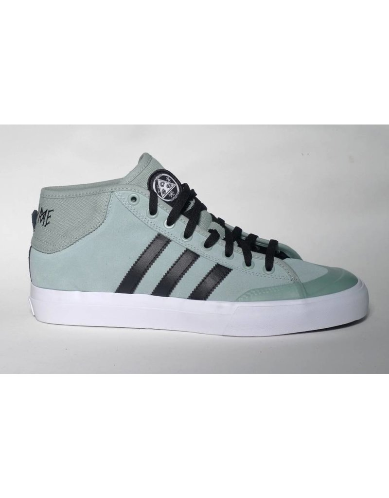 Adidas Adidas x Welcome Matchcourt Mid - Slate/Black/White (9.5 or 11)