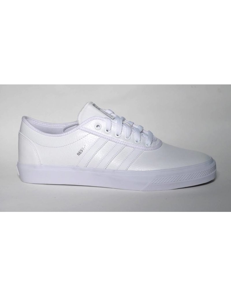 Adidas Adidas Adi Ease - (Nestor) White/White Leather (11.5)