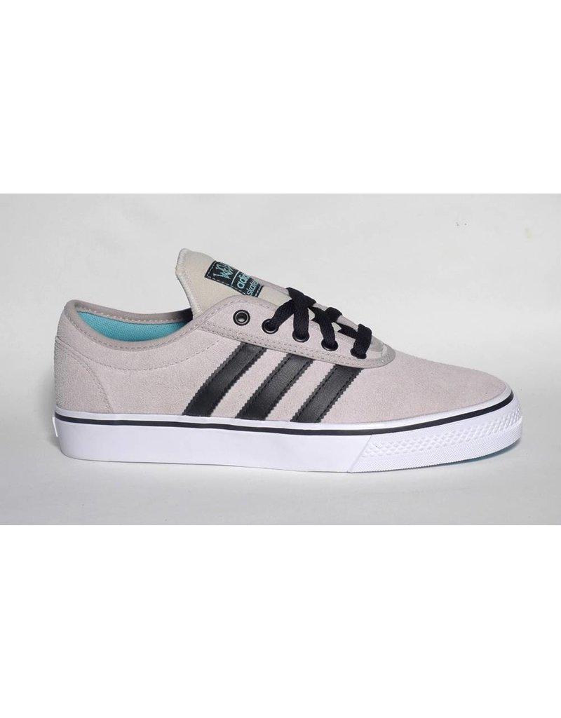 Adidas Adidas Adi Ease ADV - (Welcome) White/Black/Aqua (Size 8)