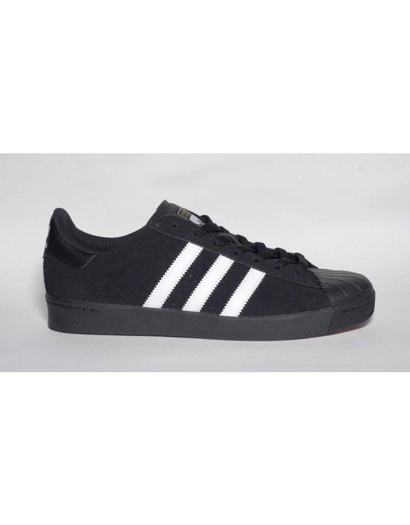 Adidas Adidas Superstar Vulc ADV - Black/White/Black
