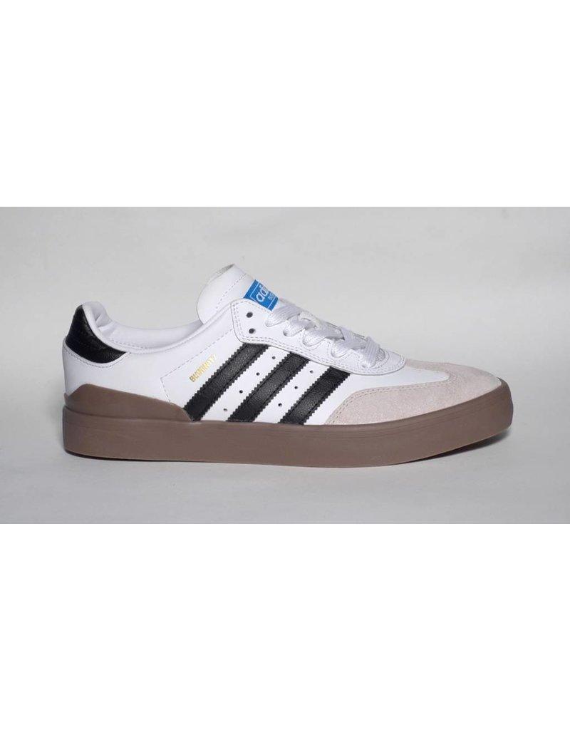 Adidas Adidas Busenitz Vulc Samba Edition - White/Black/Gum( 8, 11 or 11.5)