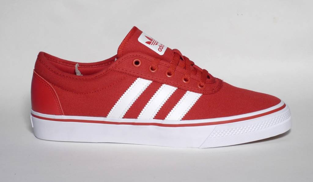 Adidas Adidas Adi Ease - Power Red/White/Power Red (size 10.5)