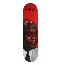Pizza Pizza Crying Michael Pulizzi Deck - 8.18