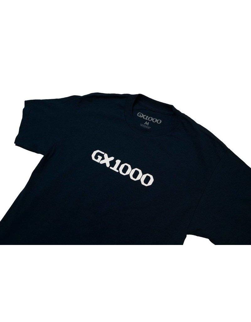 GX1000 GX1000 OG Logo T-shirt - Navy (size X-Large)