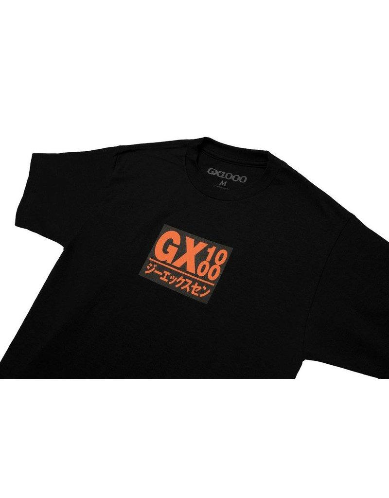 GX1000 GX1000 Japan T-shirt - Black