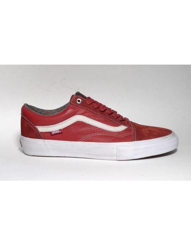 Vans Vans Old Skool Pro - Dark Red (8, 8.5 and 9)