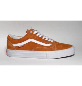 Vans Vans Old Skool Pro - Dark Orange (8 or 8.5)