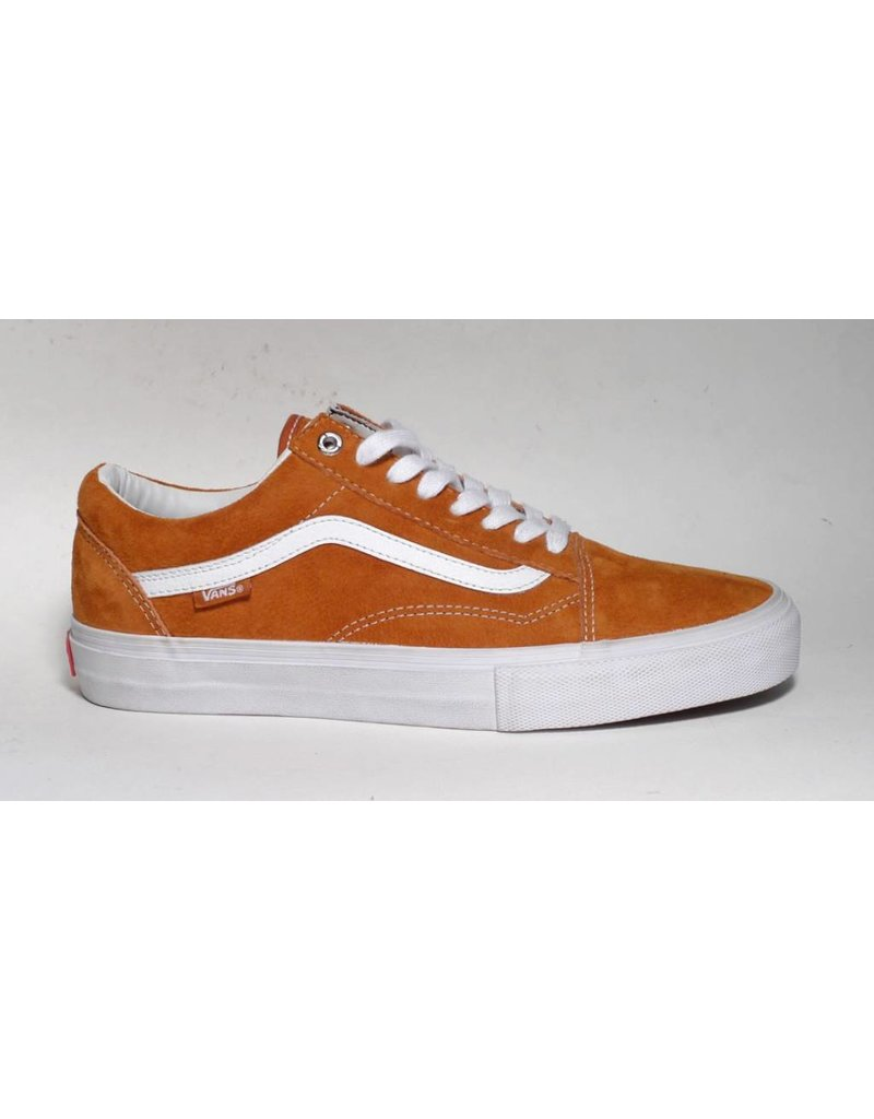 Vans Vans Old Skool Pro - Dark Orange (size 8)
