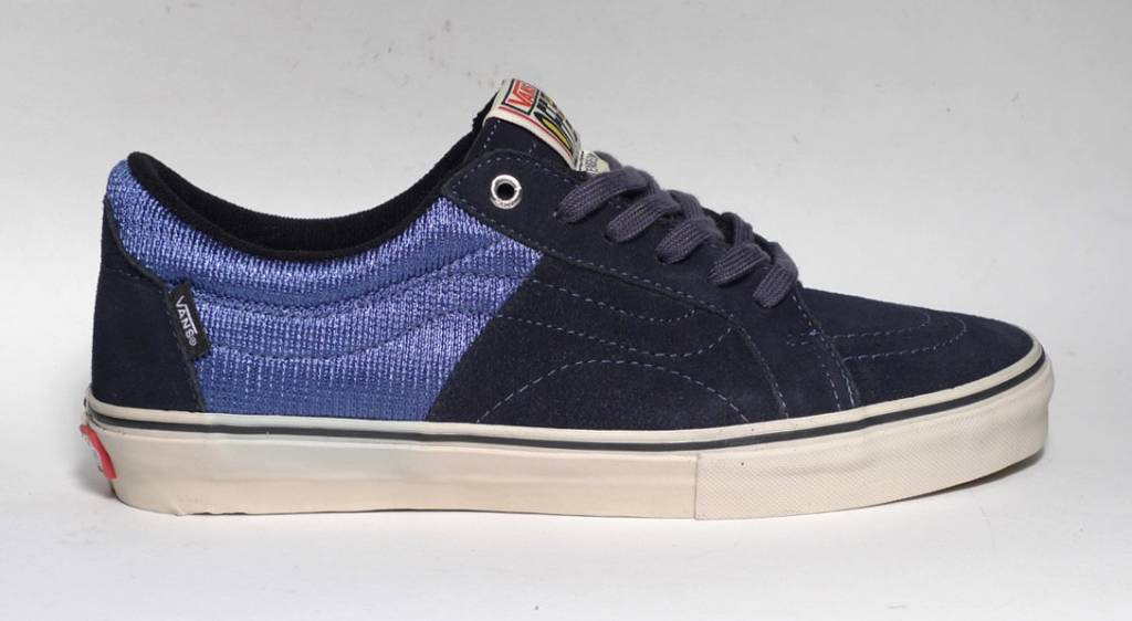 Vans Vans AV Native American Low - Navy Mesh (size 7, 9, 9.5 or 11.5)