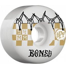 Bones Wheels Bones SPF Tiles 54mm 81B wheels (set of 4)