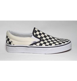 Vans Vans Slip on - Black/Off White Checkerboard (8, 8.5, 11, 12 or 13)