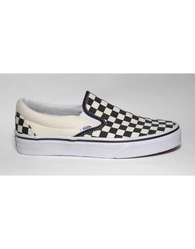 Vans Vans Slip on - Black/Off White Checkerboard (size 13)