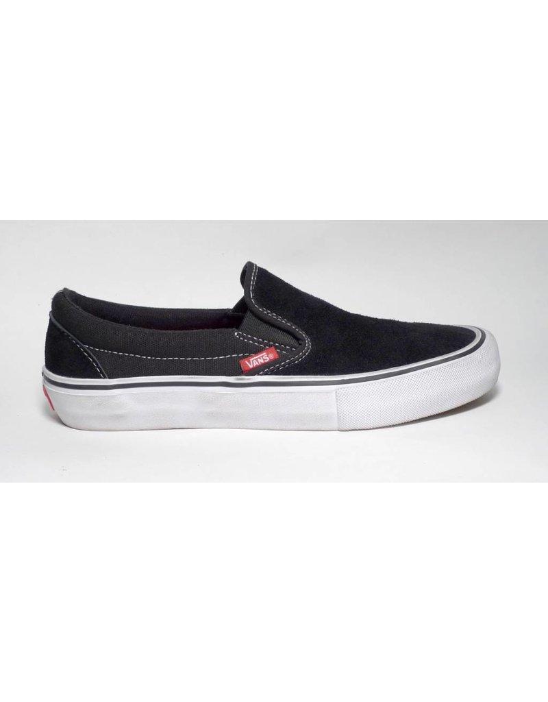 Vans Vans Slip On Pro - Black/White/Gum